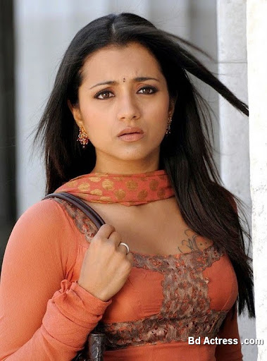 South Indian Actress Trisha Photo-01