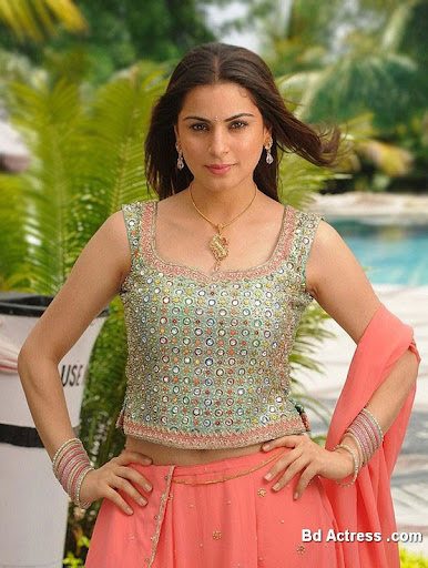 South Indian Actress Shradha Arya Photo-02