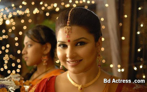 Bangladeshi Model Jeny weeding