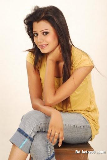 Bangladeshi Model Tanzika Amin