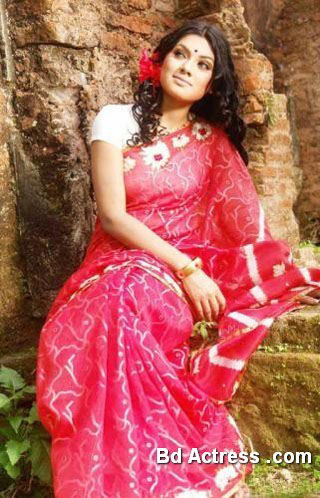 Bangladeshi Model Tisha picture