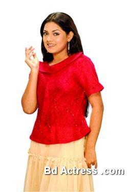 Bangladeshi Model Tisha pic