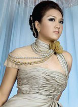 Asian Model thet mon myint Thumbnail