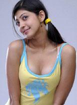 Glamour Model Praneetha Thumbnail