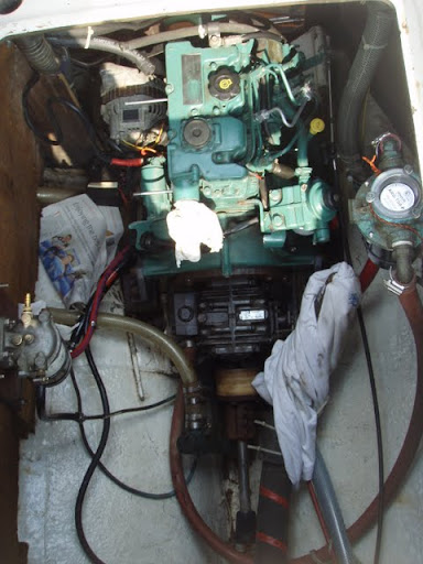 Engine without heat exchanger