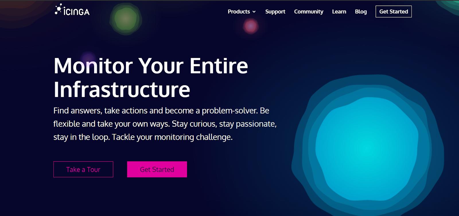 Icinga Network Performance Monitoring Tool