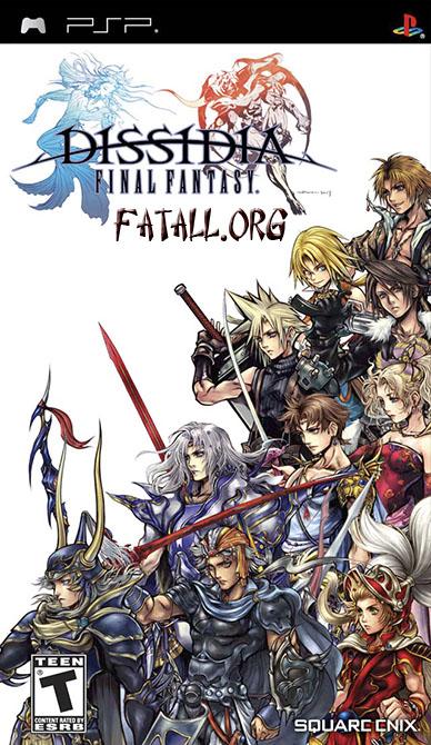 Dissidia: Final Fantasy (2009/RUS/PSP)