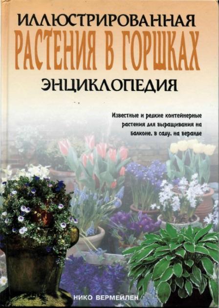 Иллюстрированная энциклопедия. Растения в горшках