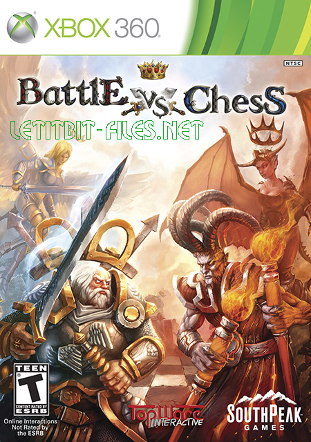 Battle vs. Chess (2011/XBOX 360/RUSSOUND/Region Free)