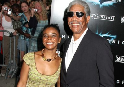 Morgan Freeman to marry his step-granddaughter