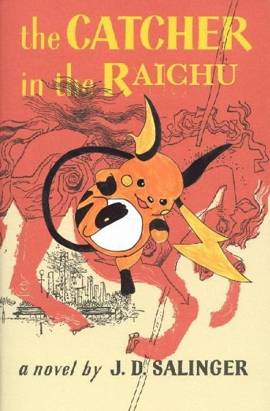 "Sequel to ""The Catcher in the Pikachu?"""