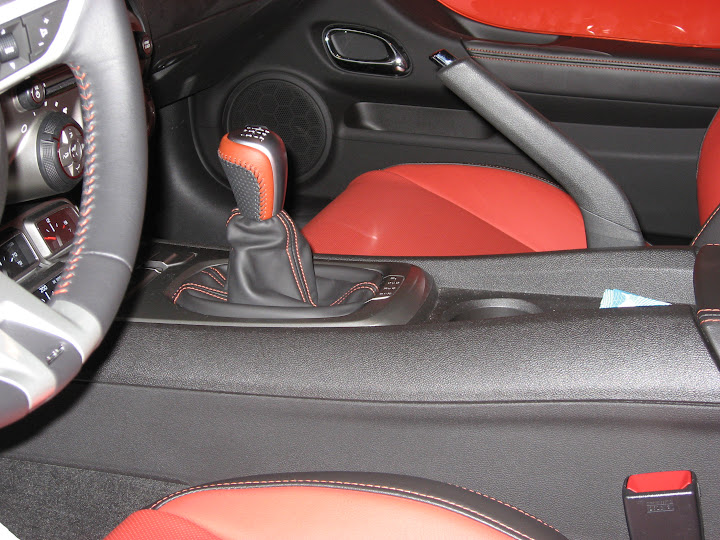 chevy cruze manual shift knob