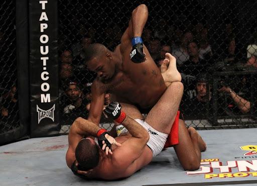 Courtesy of UFC.com