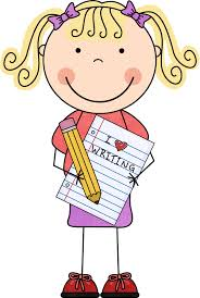 Image result for handwriting clipart