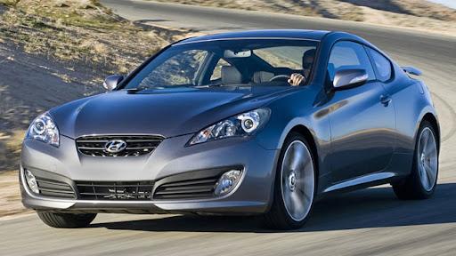 Hyundai Genesis Coupe 2.0 Turbo 2011: ¡Al fin en Chile ...