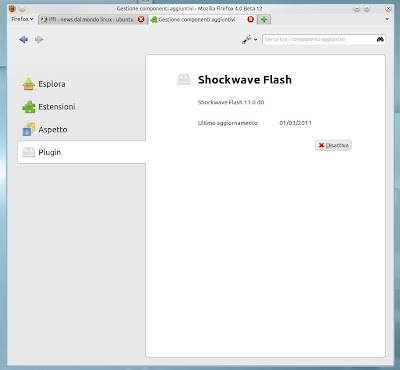 "Adobe Flash Player 11 ""Incubator"""