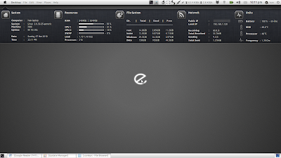 Conky Launchpad