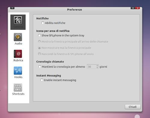 SFLPhone 0.9.13