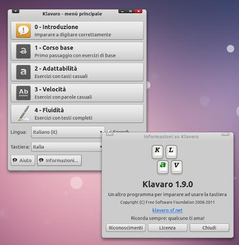Klavaro 1.9.0