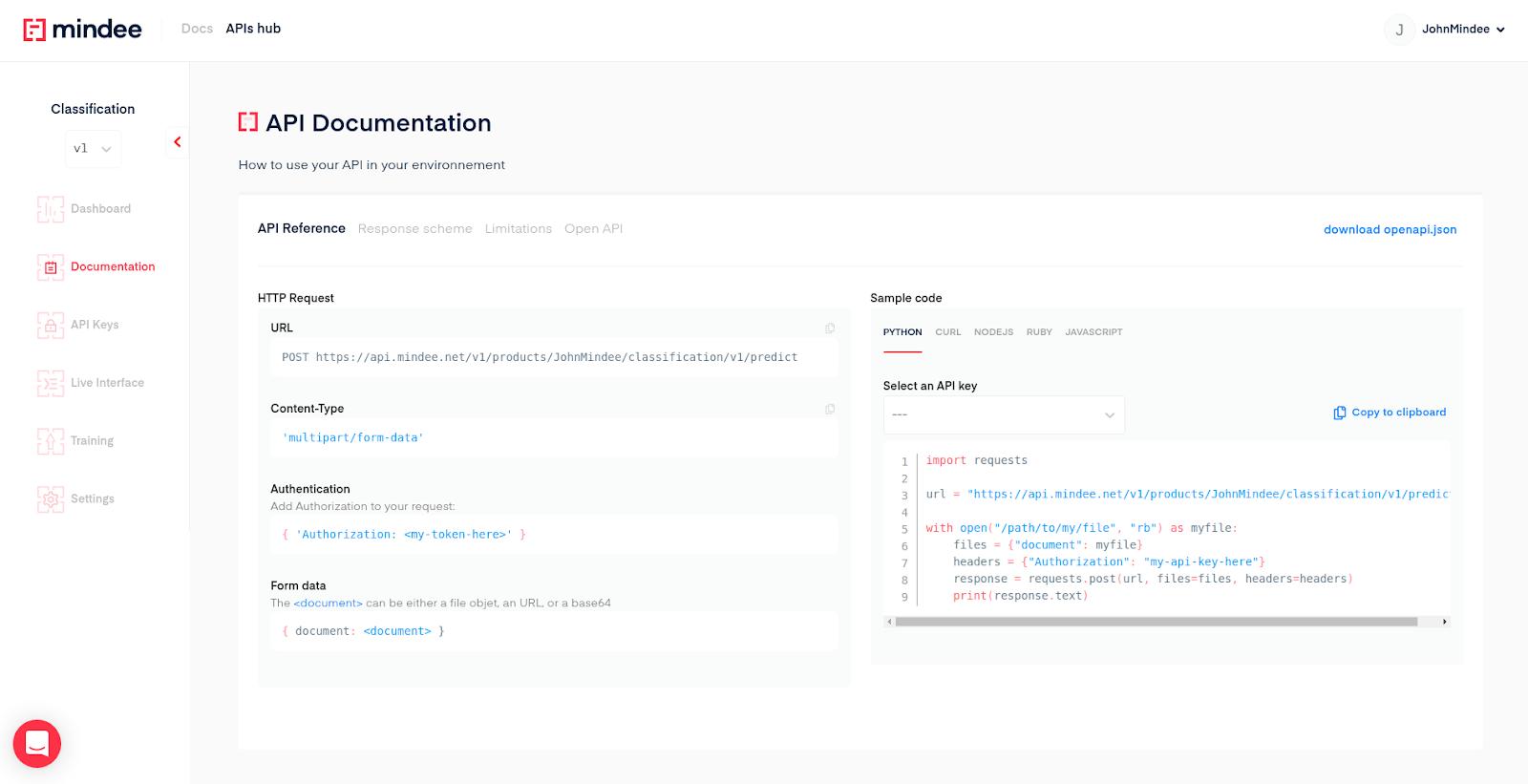 API Builder documentation