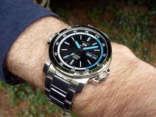 Son falsos los relojes de ALIEXPRESS??? SNZJ65