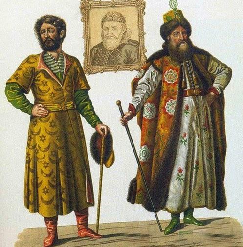 Князья земли Русской