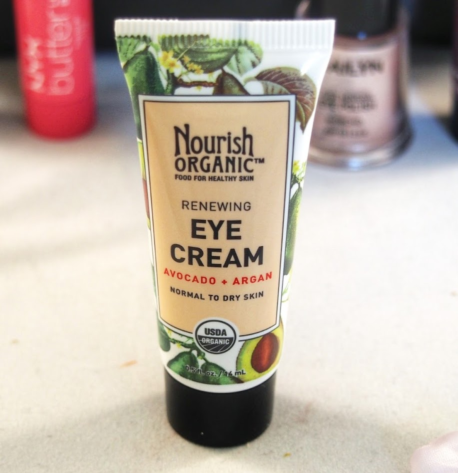 Nourish Organic: Renewing Eye Cream