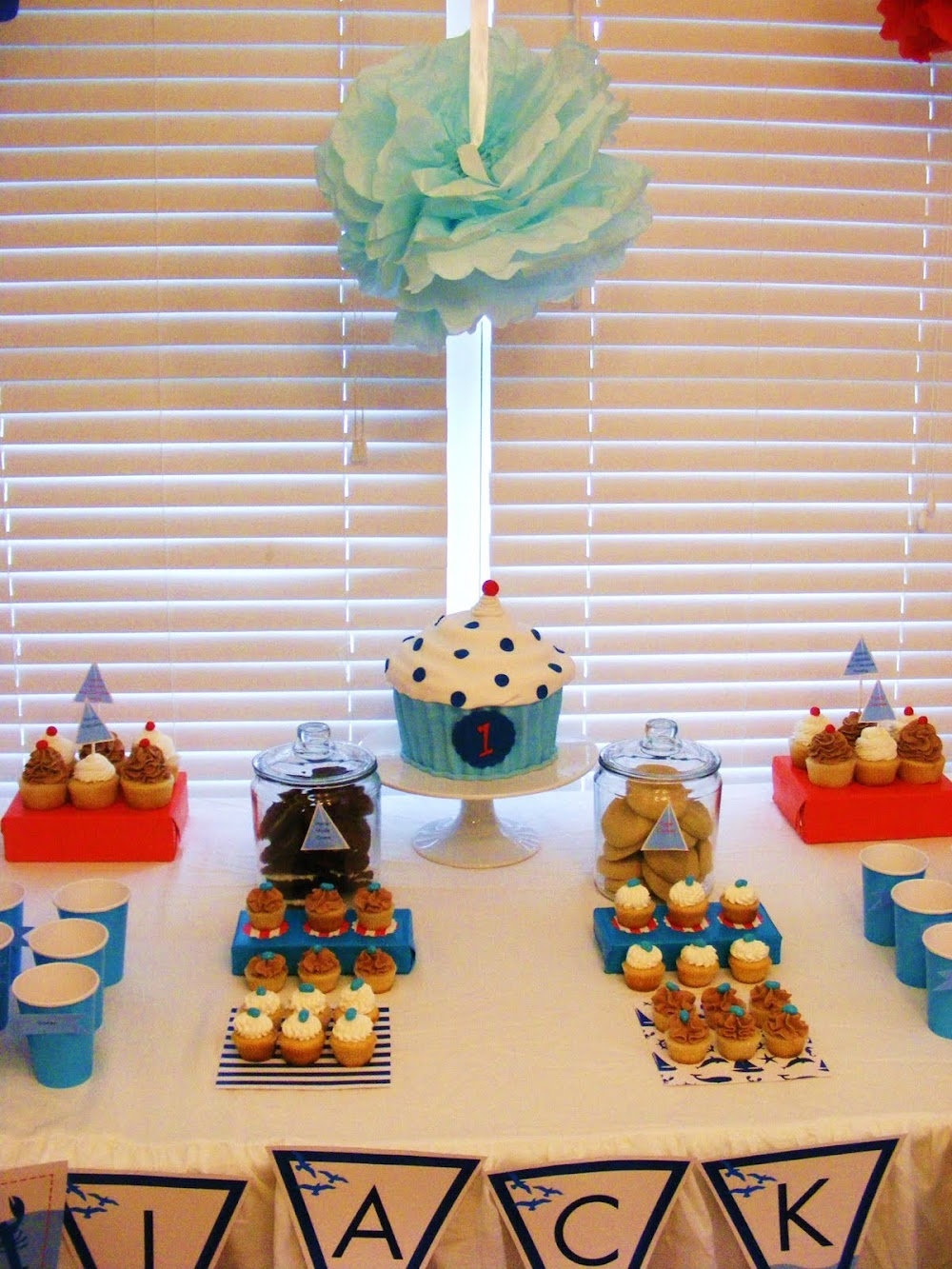 Two Adorable Birthday Parties
