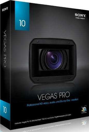 Sony Vegas Pro 10 (x86/x64)