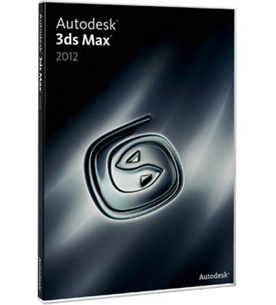 Autodesk 3DSMax v2012 ISO