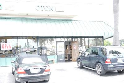 Oton Restaurant San Diego