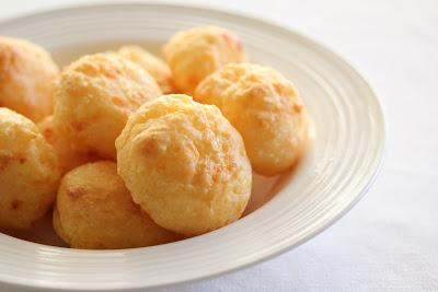 close up photo of Brazilian Cheese Bread Balls