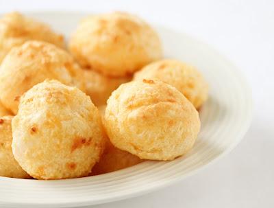 Brazilian Cheese Bread Balls photo