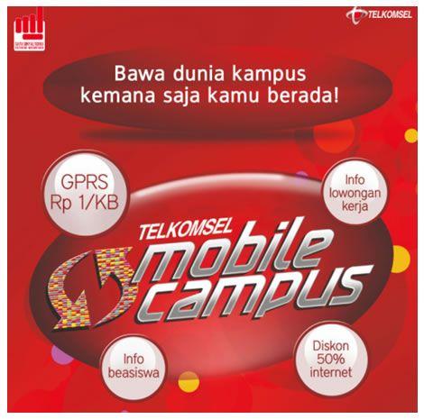 Cara Daftar Simpati Mobile Campus Community Dari Telkomsel (10.000/35MB)