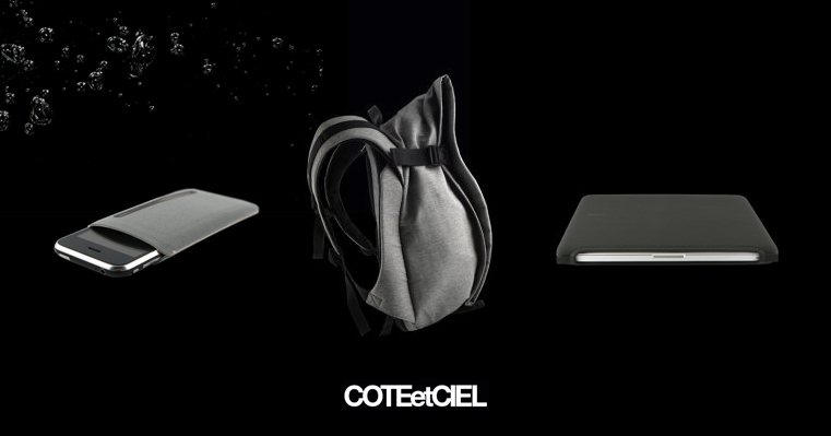 CÔTEetCIEL: Accessories that Cover the Coast & Sky
