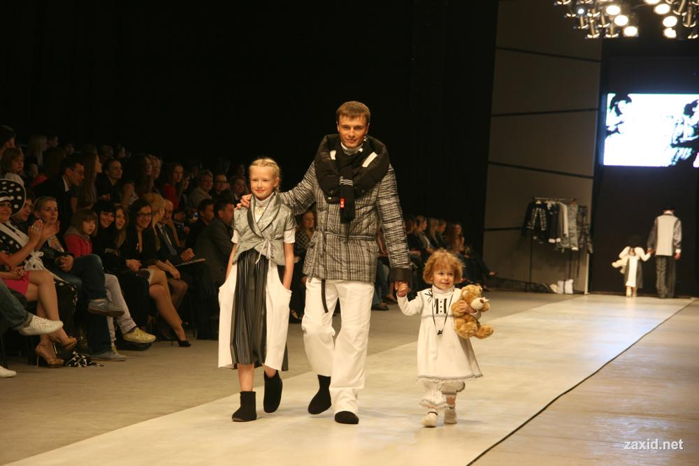 Family Fashion by Mariana Gromish at Lviv Fashion Week