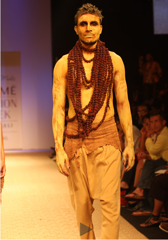 """The Fantasies of Indian Magic"" by Krishna Mehta [men's fashion]"