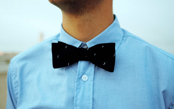 Blixt & Dunder: Bowties witih Pride!