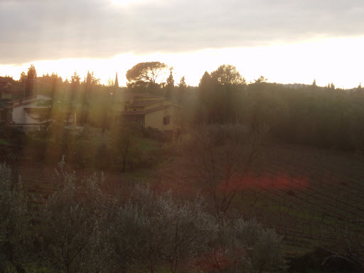 Chianti—Under the Tuscan Sun!