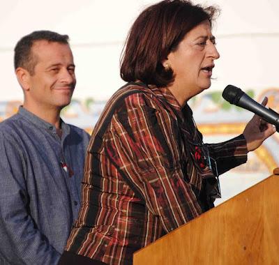 Jose Antonio Castro y Antonia Muñoz