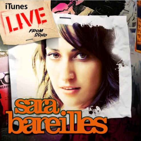 Sara Bareilles Album Cover