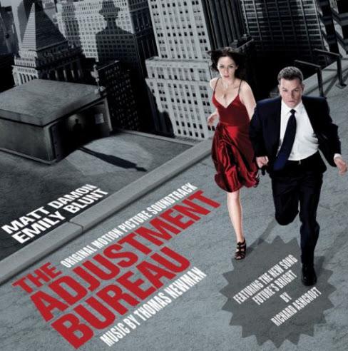 حصريا الموسيقى التصويرية للفيلم المنتظر للنجم مات ديمون والفيلم بعنوان The Adjustment Bureau بروابط مباشرة وعلى اكتر من سيرفر Bb