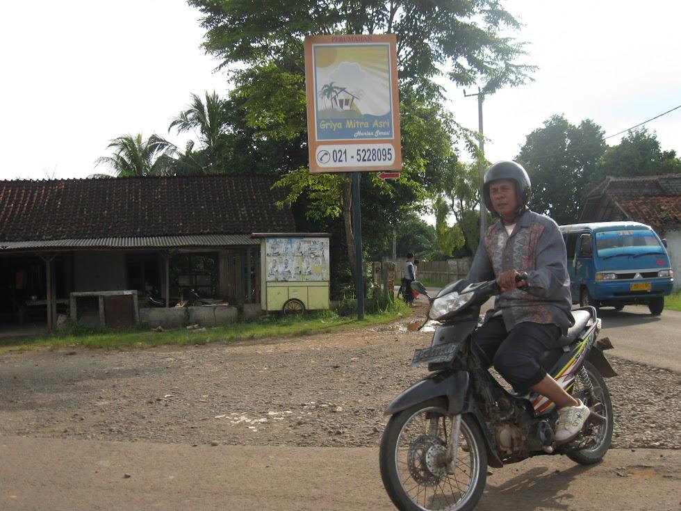 Griya Mitra Asri, Jonggol - Indonesia