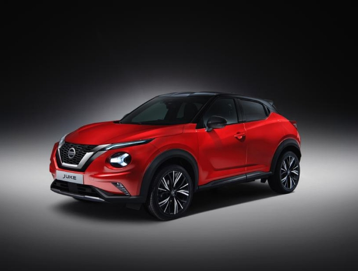 Nissan Juke 2020 เปิดตัวแล้ว