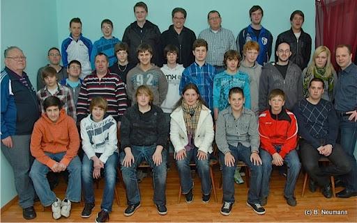 Die Teilnehmer in Bockenem