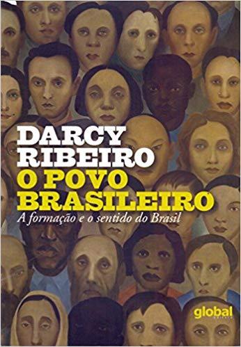 Capa Darcy Ribeiro, O povo brasileiro: