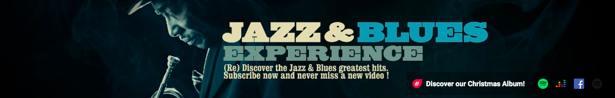 Jazz and Blues Experience YouTube banner