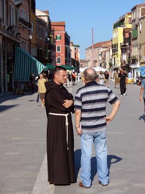 Venetian monk