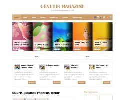 Cenutis Magazine