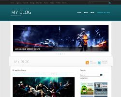 LightTeal Premium Free wordpress Theme